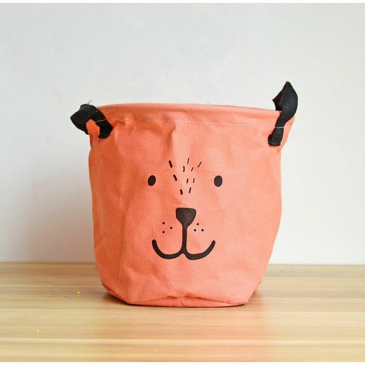 收納筒 超大收納洗衣籃 玩具雜貨收納  20*18.5【ZA0766】 BOBI  09 / 14 8
