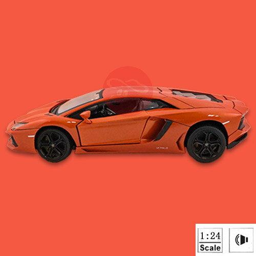 【瑪琍歐玩具】1:24授權合金車LAMBORGHINI LP700