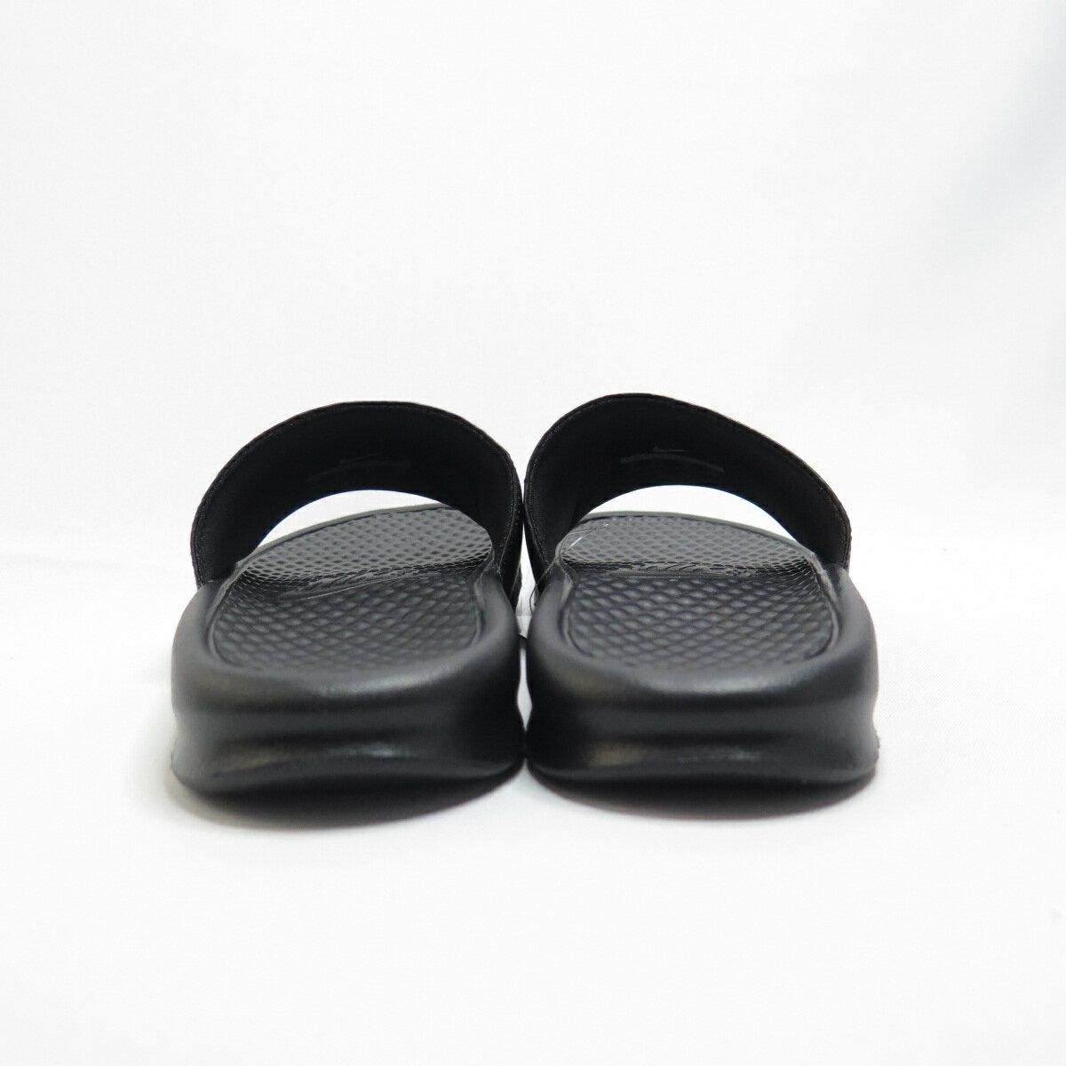 【滿額領券折$150】Nike WMNS BENASSI JDI 拖鞋  343881007 男女款 黑粉【iSport愛運動】