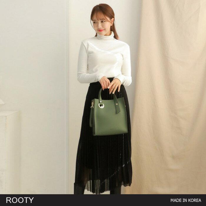 側背包 女包 韓國Rooty GLORY手提側背包 NO.R489 2