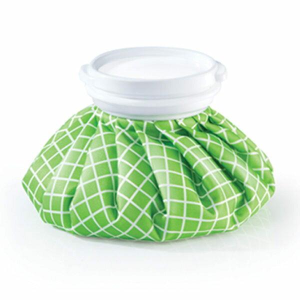 MUVA冰熱雙效水袋(9吋)-綠格/個【美十樂藥妝保健】