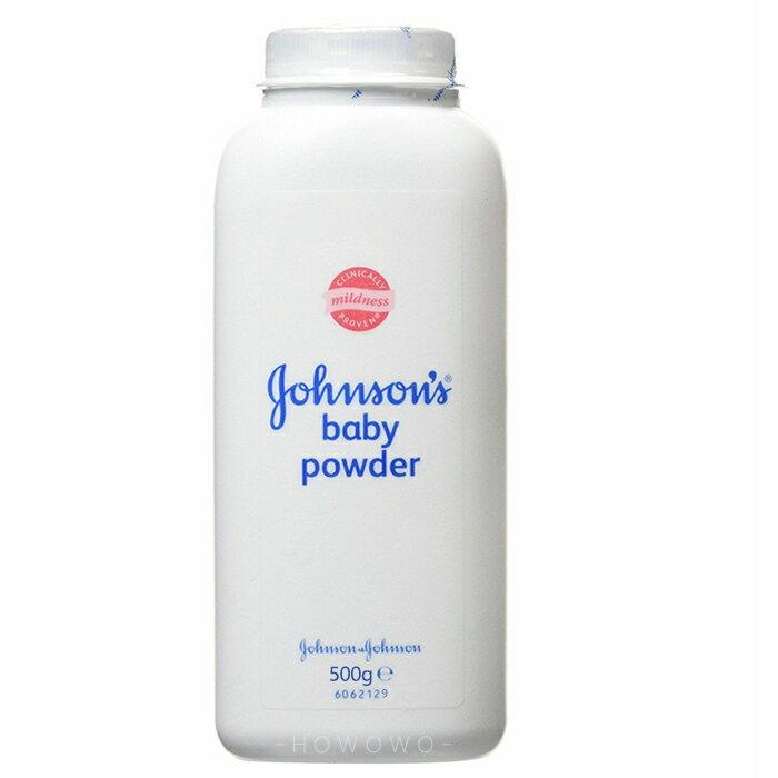 Johnson's 嬌生 嬰兒爽身粉 500g 痱子粉 1972 好娃娃 1