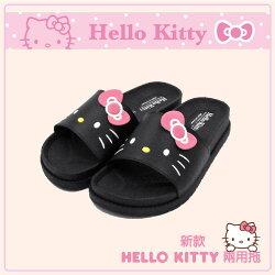 Hello Kitty室內室外造型拖鞋大人款