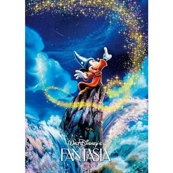 【進口拼圖】迪士尼 DISNEY-米奇 幻想曲 300片夜光拼圖 D-300-288