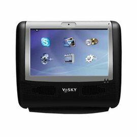 【VoskyMTVSkype多媒體觸控家庭數位視訊機】支援數位相簿影音播放音樂廣播等適合老人小孩簡單操作【風雅小舖】