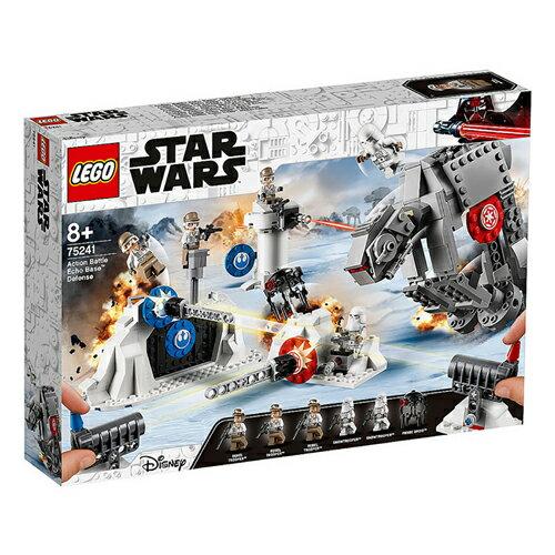 樂高LEGO 75241 星際大戰系列 - Action Battle Echo Base Defense - 限時優惠好康折扣