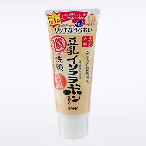【百倉日本舖】日本製 銷售第一 SANA 豆乳滋潤卸妝洗面乳/卸妝乳