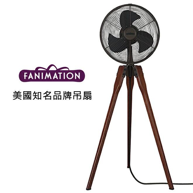[top fan] Fanimation Arden 14.53英吋立扇(FP8014OB)油銅色