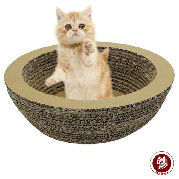 BoxMeow瓦楞貓抓板-貓盆(CS006)5217SHOPPING
