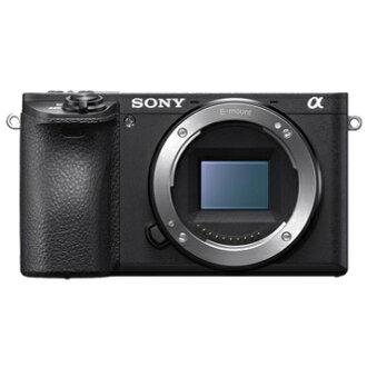 SONY 單眼相機 A6500 單機身(公司貨) ILCE-6500 ★贈電池(共兩顆)+32G高速卡+座充+吹球清潔組+保護貼