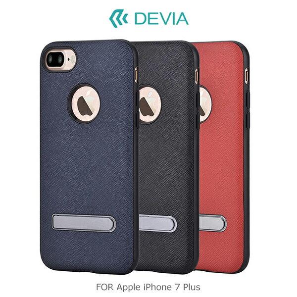 強尼拍賣~ DEVIA Apple iPhone 7 Plus 5.5吋 品範支架保護套 手機殼支架 保護殼 背殼 (預購)