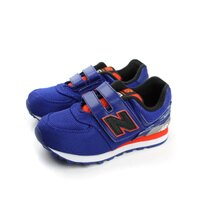 New Balance 美國慢跑鞋/跑步鞋推薦New Balance 574系列 跑鞋 藍 童 no023