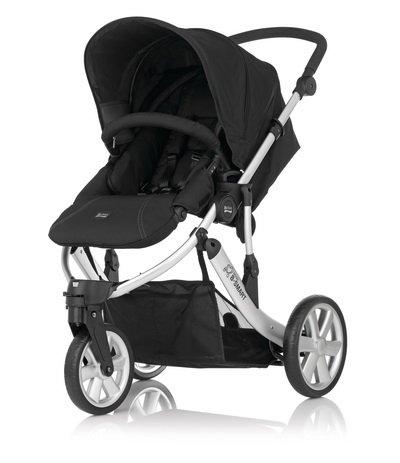 Britax - B-SMART 三輪雙向手推車 (黑) 加購Britax - Baby-Safe提籃享特價優惠!