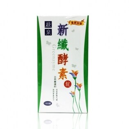 好好購:【綠泉】新纖酵素錠(180錠瓶)