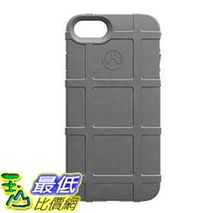 [106美國直購] Magpul Industries MAG845-GRY 手機殼 Apple iPhone 7 [4.7吋] Field Case Cover 保護殼