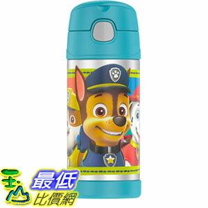 [美國直購] Thermos 兒童保溫水壺 12 Ounce Funtainer Bottle Paw Patrol 小小巡邏隊 F4015PP6