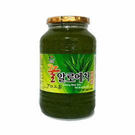 ★樂焙客☆1000g【㊣韓國新鮮味蜂蜜蘆薈茶 】