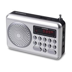 旺德 WONDER USB/MP3/FM隨身聽 WS-P006