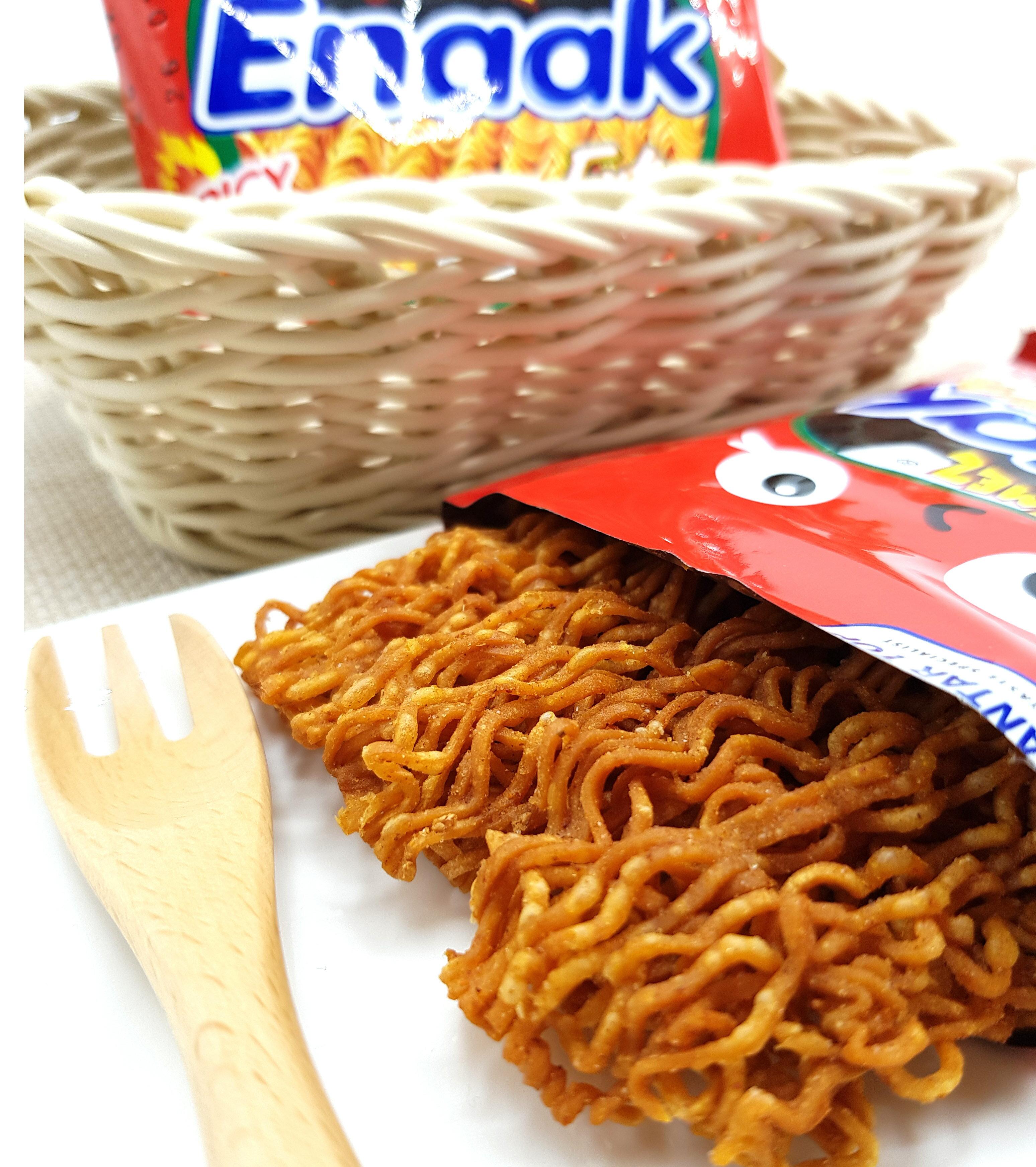 《Chara 微百貨》絕對現貨 韓國 Enaak 小雞麵 辣味 大雞麵 怪獸 點心麵 小雞 辣小雞 酸奶 小鴨麵 洋蔥 6