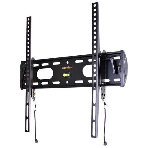 "VideoSecu Tilting TV Wall Mount Bracket for 26 27 29 32 37 39 40 42 46 47 49"" LCD LED Plasma Flat Panel Screen HDTV Display 1XP 2"