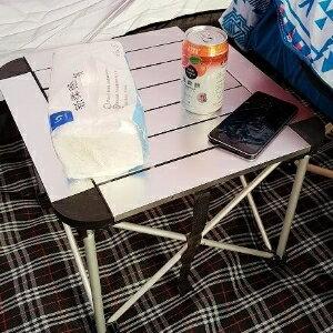 美麗大街【107013009】鋁合金摺疊捲桌(小號款)