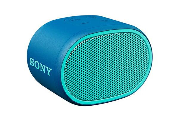 (刷卡最高享10%回饋)SONY SRS-XB01 可攜式藍芽喇叭-紅/黃