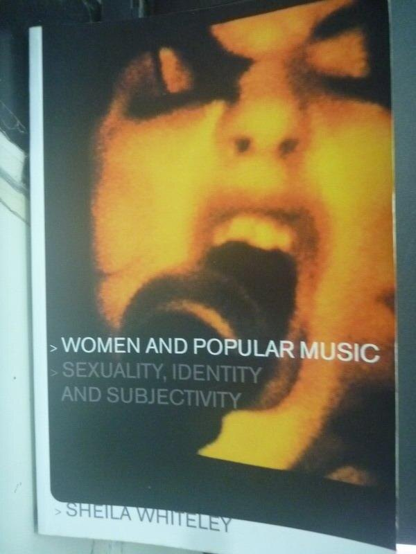 【書寶二手書T4/音樂_ZBA】Women and Popular Music: Sexuality