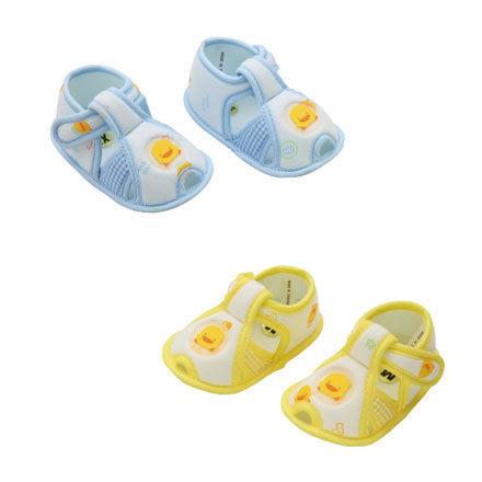 【兒童用具】網狀嬰兒學步涼鞋