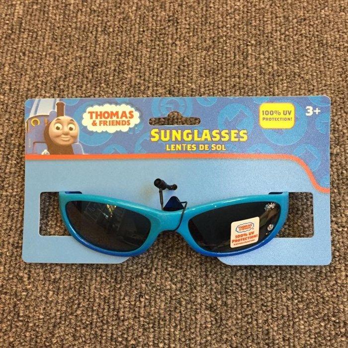 <br/><br/>  BEETLE DISNEY THOMAS SUNGLASSES 湯瑪士 小火車 兒童 藍 太陽眼鏡 美國 迪士尼 抗UV<br/><br/>