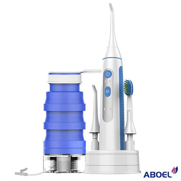 全能潔牙神器可攜型電動牙刷沖牙機5217SHOPPING