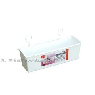 【九元生活百貨】聯府 P2-0063 長型掛式收納桶 吊籃 P20063