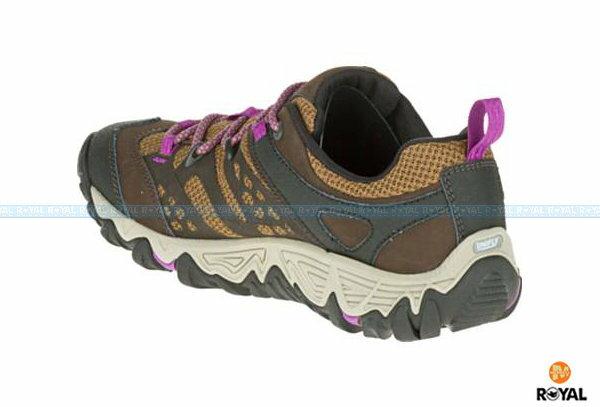 MERRELL 新竹皇家 ALL OUT BLAZE GORE-TEX 咖啡色 防水 運動鞋 女款 NO.I6491