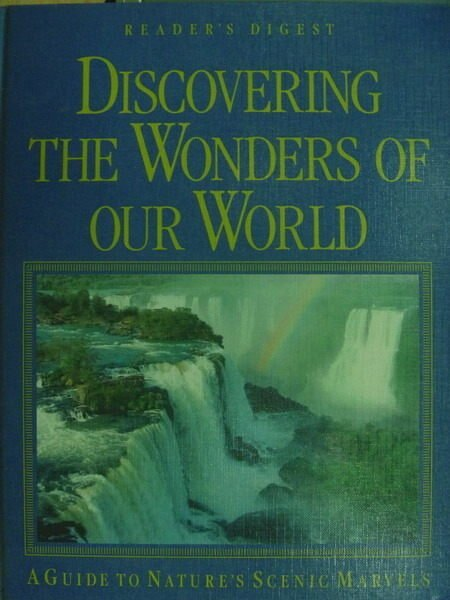 ~書寶 書T5/地理_XBN~Discovering the Wonders of our