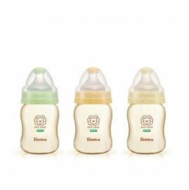 Simba小獅王辛巴 - PPSU寬口葫蘆小奶瓶 200ml 0