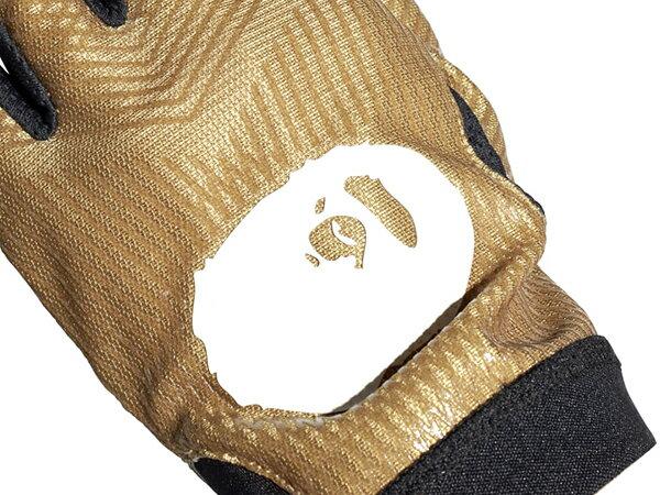 2019 限量發售 SUPER BOWL 第五十三屆超級盃 A BATHING APE x adidas ADIZERO 8.0 BAPE CAMO 美式足球 手套 鯊魚迷彩 猿人頭 (CL4729) ! 1