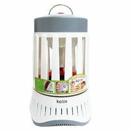 kolin歌林 光觸媒捕蚊燈 KEM-HC01 (1台) 捕蚊器 滅蚊燈 吸入式捕蚊器 風扇捕蚊 無電擊噪音