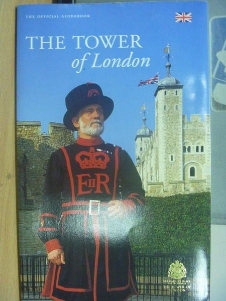 【書寶二手書T7/地理_PBO】THE TOWER of London