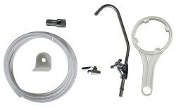 【大墩生活館】美國Everpure BH2二道不銹鋼吊片淨水器《生飲級》搭配NSF濾心+不銹鋼NSF鵝頸超值價3690元。