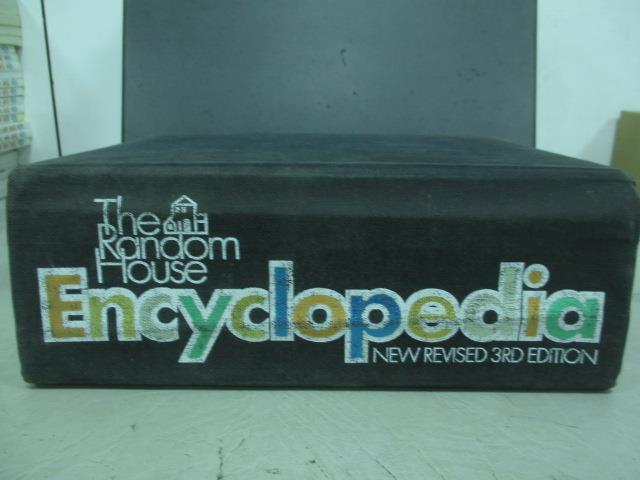 【書寶二手書T3/字典_ZHJ】The Random House Encyclopedia_3/e