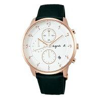 agnès b.眼鏡推薦到agnes b VD57-KY30Z(BM3017J1) 玫瑰金法式浪漫計時腕錶/白面40mm就在大高雄鐘錶城推薦agnès b.眼鏡
