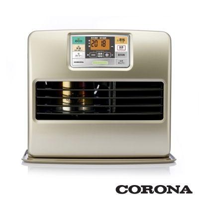 日本CORONA自動溫控煤油暖氣機FH-TS363BY(公司貨*3年保固)贈電動加油槍*象印保溫瓶