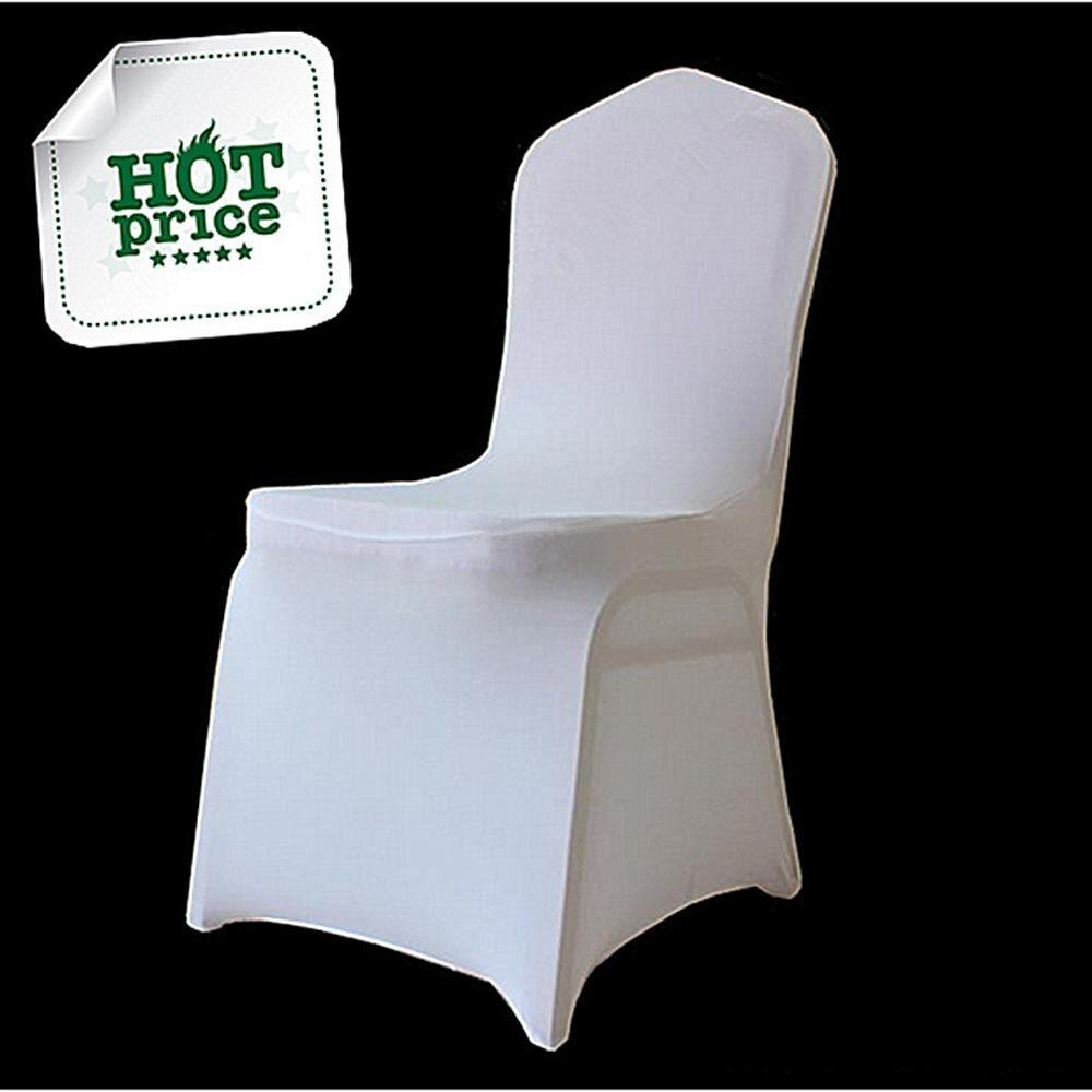 Spandex Chair Covers for Wedding Supply Party Banquet Decoration 3