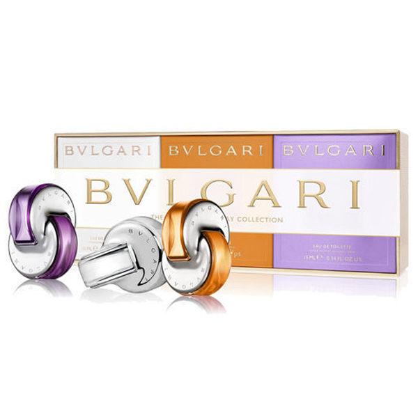 BVLGARI 寶格麗 OMNIA 隨身香氛禮盒 15mlx3【A003827】Belle倍莉小舖》