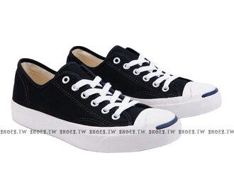 《限量5折》【XXXU173069、1Q699】CONVERSE 帆布鞋 ALLSTAR 基本款 開口笑 低筒帆布 黑色