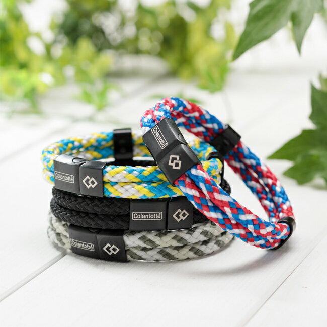 Colantotte Loop AMU 磁石編織手環