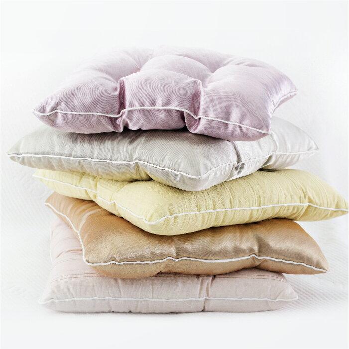 【名流寢飾家居館】馬卡龍.四孔緹花.100%天然乳膠坐墊.含布套.42*42cm.恕不挑款