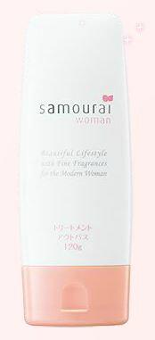 日本Samourai 白玫瑰護髮素(免沖洗)120g