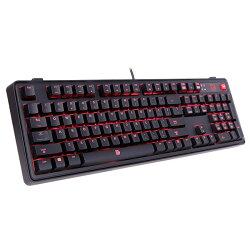 曜越TT 拓荒者MEKA PRO CHERRY青軸(紅色背光) 電競鍵盤 遊戲鍵盤 電腦鍵盤【迪特軍】