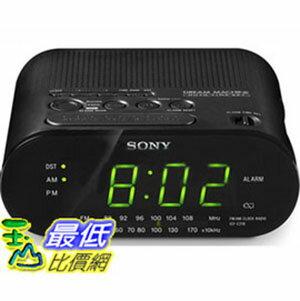 <br/><br/>  [現貨出清 數量有限] 電子鬧鐘 SONY ICF-C218 Dream Machine 音機電子鬧鐘 (套房,民宿適用) 黑色 _TB2<br/><br/>