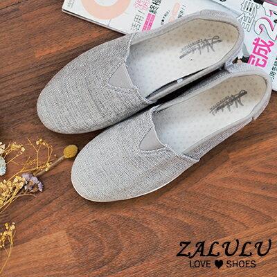 ZALULU愛鞋館 MN1002 現貨絕搭自信。色彩套腳平底休閒包鞋-多色-36-40 1